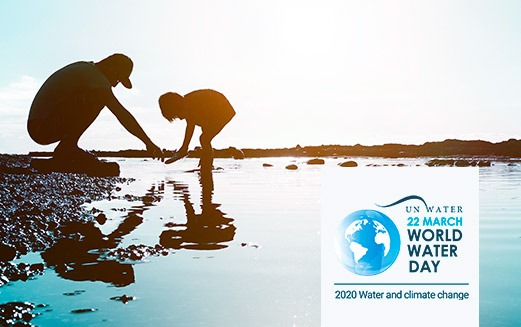 World Water Day 2020.