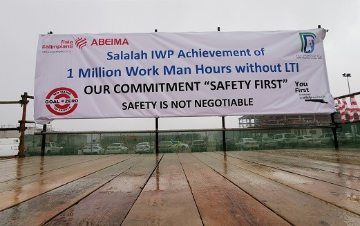 NEW MILESTONES IN HEALTH AND SAFETY FOR FISIA ITALIMPIANTI...