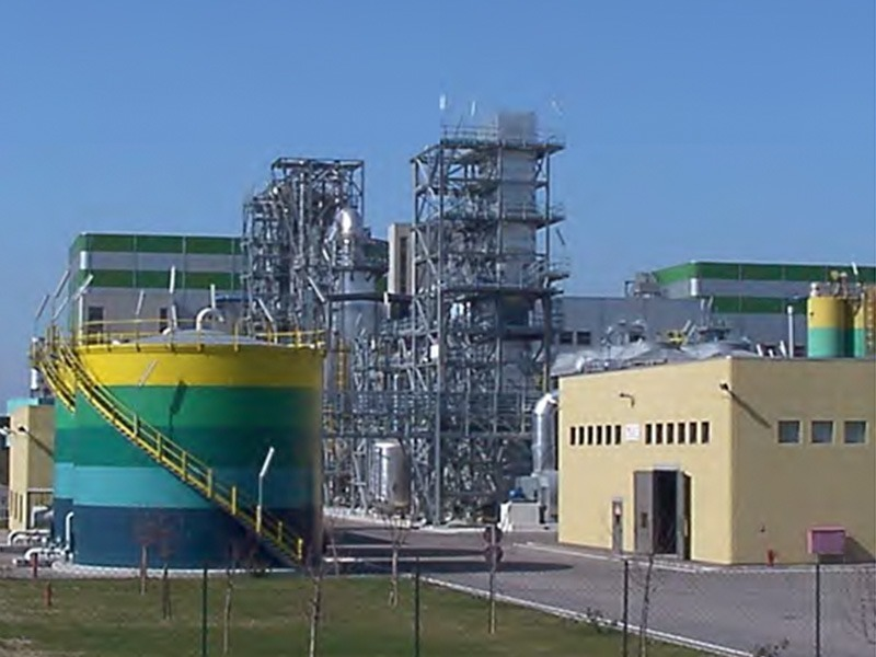Waste to Energy Plant – Melfi