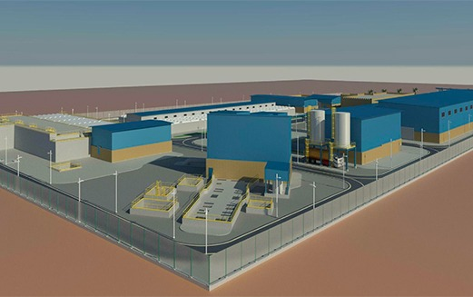 New Fisia Italimpianti, Webuild Group, win in plant construction