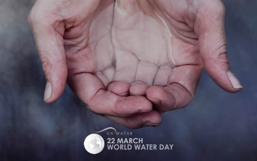 "World Water Day 2019: ""leaving no one behind"""